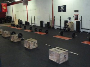 Trident Crossfit Del Ray