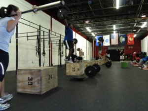 Trident Cross Fit Del Ray